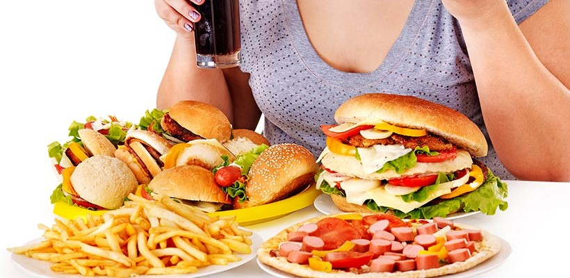 Fast Food Is The Blame For Obesity