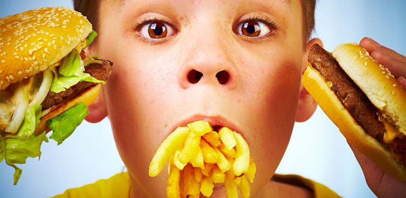 how does food advertising affect children