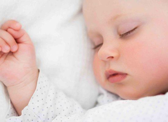sleeping-infant
