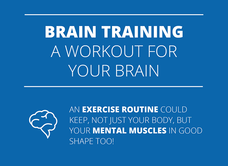 Brain Training – A workout for your brain