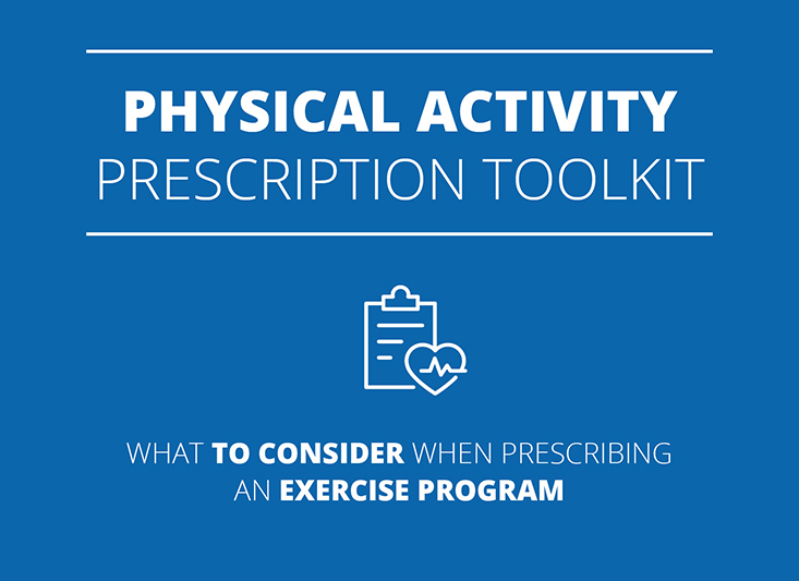 Physical Activity Prescription Toolkit