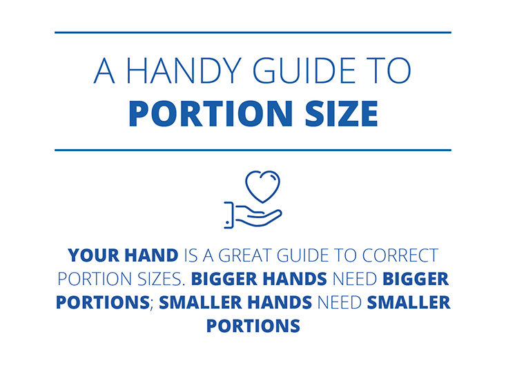 A Handy Guide to Portion Size