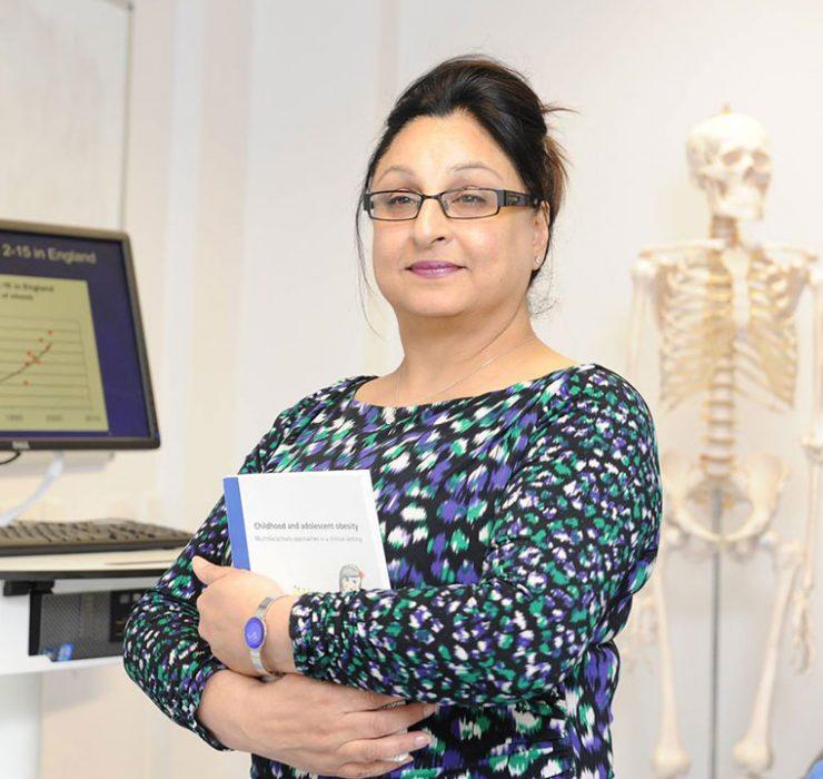 Professor Pinki Sahota